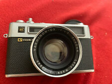 Yashica Electro 35 GSN  w/45mm f1.7 Lens With Case Mint