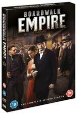 Boardwalk Empire - Season 2 DVD (2012) 5-Disc Set Box Set NEW & SEALED -Region 2