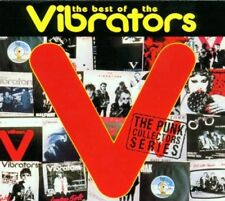 THE VIBRATORS - THE BEST OF  CD NEUF