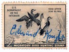 US Duck Stamp RW 18  (B)
