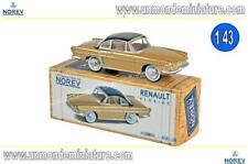 Renault Floride 1959 Jaune Bahama métallisé & Noir NOREV - CL 5121 - Ech 1/43