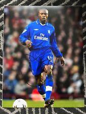 Chelsea Fc William Gallas Autographed Signed 11x14 Photo Coa #3
