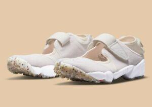 Nike Women's Air Rift Summit White/Sail/Light Arctic Pink/White Women's size 7