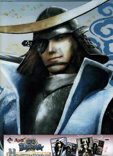 Sengoku Basara Ichiban Kuji Clear File Folder Masamune Date Katsuie Shibata