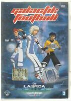 GALACTIK FOOTBALL LA SFIDA Vol. 2 DVD Film ITA PAL Abbinamento Editoriale