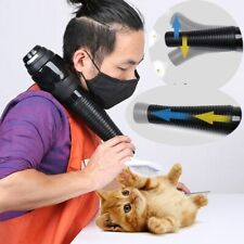 Professional Pet Dog Cat Dryer Anion Thermostatic Six-speed Flexible Quick Dry