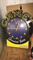 camel tobbacco clock Genuine Taste