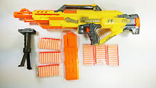 NEW HUGE Nerf - Blaze Style Foam Sticky Dart Fully Auto Heavy Shockwave Army Gun