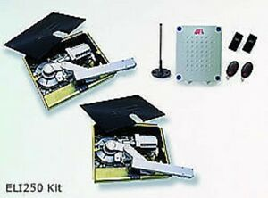 BFT ELI 24V Pair Kit - Underground Gate Automation
