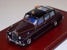 1/43 True Scale TSM 1960 Rolls Royce Phantom V Canberra- Queen's car - TSM114314