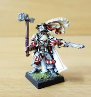 Captain of the Empire with Hammer and Pistol well-painted metal Freeguild OOP