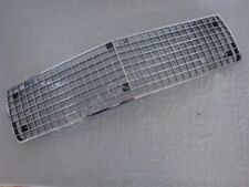 NOS OEM Cadillac Deville FWD Radiator Grille 1987 - 1988 CHROME