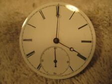 Vintage Louis Matile-Locle swiss watch movement