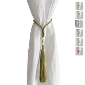 Embrasse Raccogli tenda in tessuto 63 cm U041