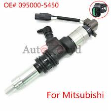 095000-5450 OEM New Rail Fuel Injectors For MITSUBISHI 6M60 Fuso Common ME302143