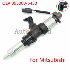 095000-5450  New Rail Fuel Injectors For MITSUBISHI 6M60 Fuso Common ME302143