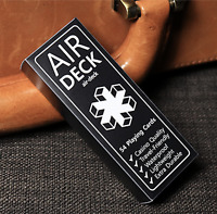 Air Deck - The Ultimate Travel Playing Cards (Black)