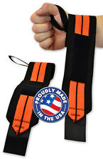 Titan Max Rpm Wrist Wraps, Powerlifting, 12in, 20in, 24in, 30in, 36in IPF Legal