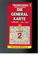Tschechien - Die Generalkarte 2