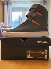 """Supra Tk Society - """"Garrett"""" (Size 9 UK) - Deadstock/Very Rare"""