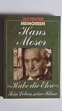 R20544-  Hans Moser - Habe die Ehre - Sein Leben seine Filme