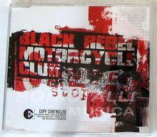 BLACK REBEL MOTORCYCLE CLUB - STOP - CD Single  Nuovo Unplayed