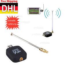 Micro USB DVB-T TV Knüppel Digital Tuner  Android Tablets Handy Gut EF