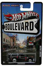 2012 Hot Wheels Boulevard UNDERDOGS Packin' Pacer