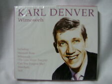 KARL DENVER Wimoweh CD Nuovo New