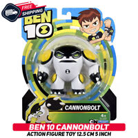 Ben 10 CANNONBOLT Action Figure Toy 12.5 cm 5 Inch Original Very Rare New Sealed
