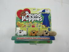 1995 GALOOB POUND PUPPIES PUREBREDS W/ BOX