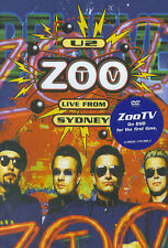 U2 : ZOO TV -  Live from Sydney (DVD)