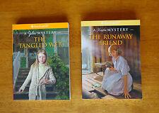 American Girl Mystery Books -  Lot of 2 (Kirsten & Julie)