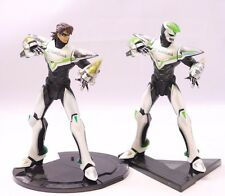"TIGER & BUNNY DX Figure 5"" Figure 2PCS Authentic BANDAI Japan A1236"