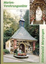 Hinsberger, - Marie-Adoration site härtelwald Marpingen, marienkult Maria, 2003