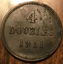 1911H GUERNESEY 4 DOUBLES