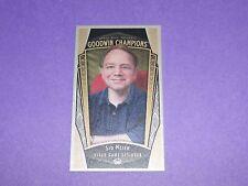 2015 Goodwin Champions SID MEIER #62 Lady Luck Mini/50 Civilization MicroProse