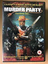 William Lacey Sandy Barnett Asesinato Fiesta ~ 2007 Halloween Terror Comedia Gb