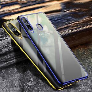 Schutz Hülle +GRATIS SCHUTZGLAS für Samsung A3 A5 A6 A7 A8 A9 2017 2018 Case