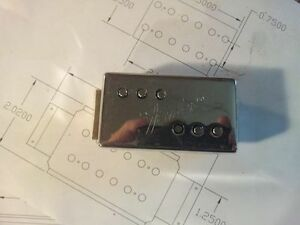 Canadianbreed WRHB Electric Guitar Pickups