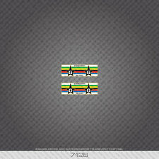 07128 Guerciotti Bicycle Tubing Bands / Stripes - Stickers - Decals - Transfers