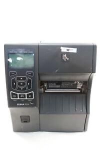 Zebra ZT41043-T010000Z Zt410 Thermal Label Printer 100-240v-ac