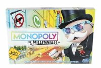Monopoly for Millennials Board Game |BRAND NEW FACTORY SEALED Hasbro Millenials