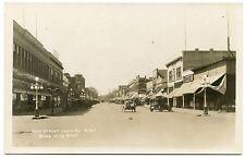 RPPC Montana Miles City Main St Looking West