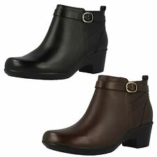 Clarks Zip Ankle Boots for Women