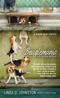 A Pet Rescue Mystery: Beaglemania 1 by Linda O. Johnston (2011, Paperback)