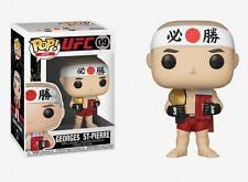 Funko Pop UFC: Georges St-Pierre Vinyl Figure Item #37802