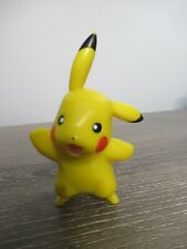 "2007 Pikachu 3"" Jakks Pacific Pokemon Nintendo PVC Plastic Action Figure Toy"