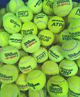 15 or 30 Used Tennis Balls. All Sanitised. Head, Wilson, Dunlop, Slazenger, Etc <br/> All Sanitised Branded Balls From Major Manufacturers
