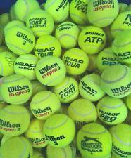 15 or 30 Used Tennis Balls. All Sanitised. Head, Wilson, Dunlop, Slazenger, Etc